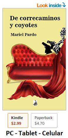 Mariel Pardo escritora argentina