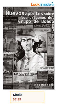 Ines Messore, escritora argentina, literatura