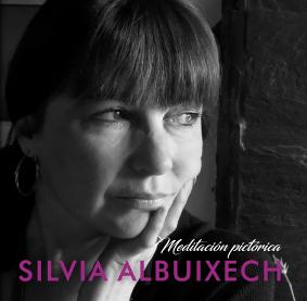 Silvia Albuixech, artista visual, artista plástica, muralista argentina