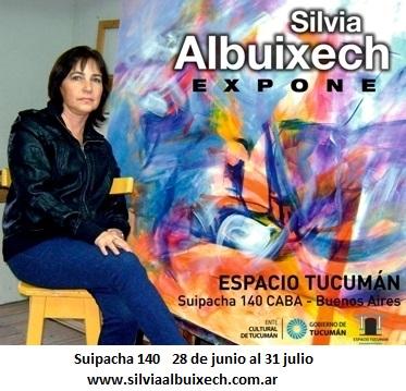 Silvia Albuixech, artista visual, artista plástica